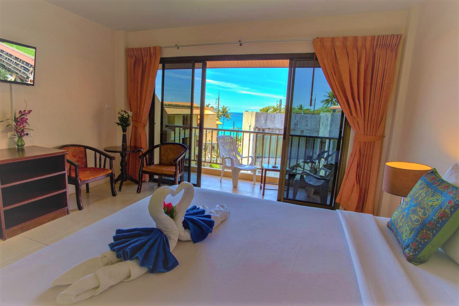 Deluxe Room with Seaview
