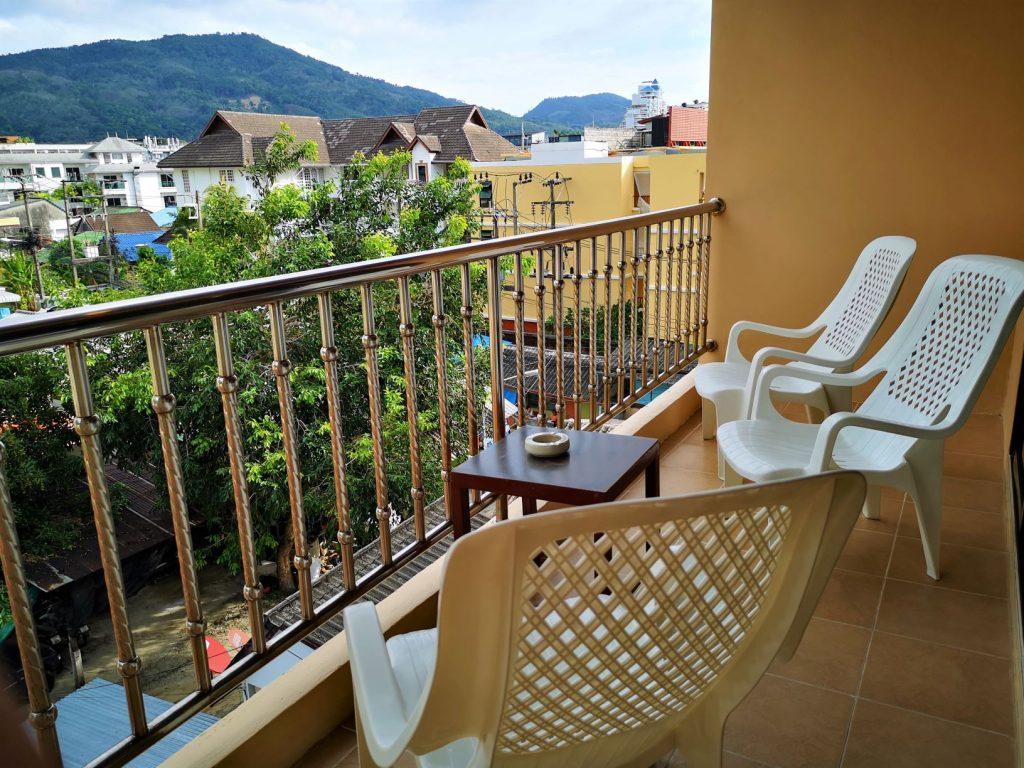 Triple Room Balcony