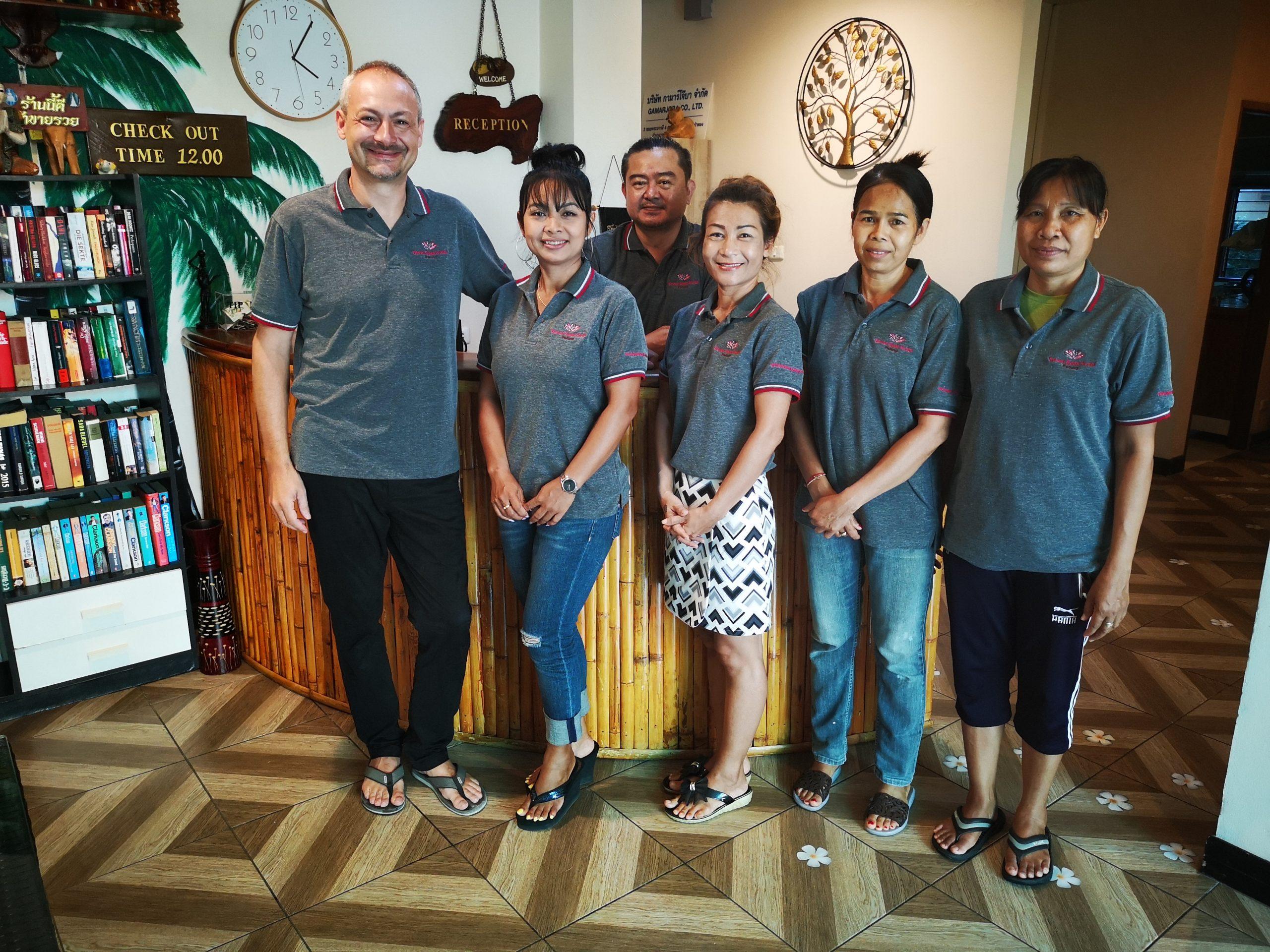 Seven Seas Staff