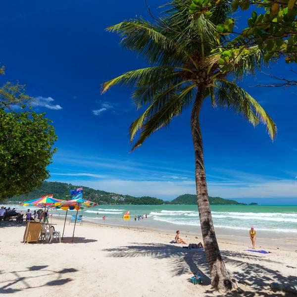 Seven Seas Hotel - Patong Beach