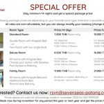 Special Offer Longstay